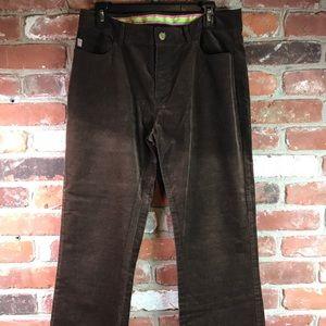 Lily Pulitzer corduroy pants size 10